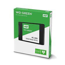 HARD DISK STATO SOLIDO SSD WESTERN DIGITAL GREEN 240GB SATA WDS240G2G0A