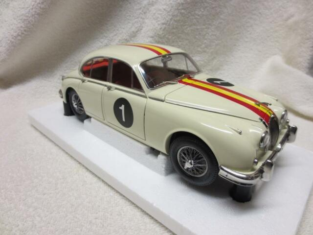 1:18 BOB JANE 1962 ATCC WINNER JAGUAR MARK 2 3.8