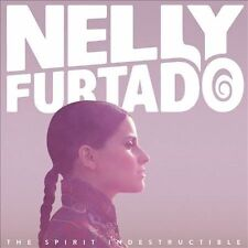 Nelly Furtado The Spirit Indestructible [12 TRACKS] (CD Sep-12 USA) Nas