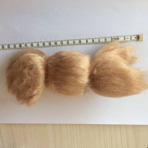 15g Mohair for Rooting Reborn Doll DIY Supplies Doll Kit for OOAK Doll gifts A
