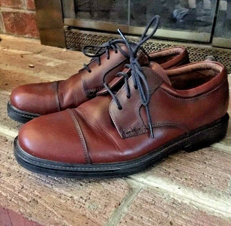 NUNN BUSH Loafers Oxfords COMFORT GEL MENS LEATHER DRESS CASUAL SHOES SIZE 8
