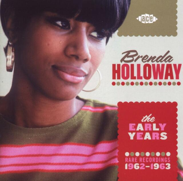 Brenda Holloway - Early Years: Rare Recordings 1962-1963