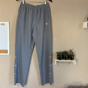 Coolibar-UPF-50-Mens-Outpace-Sport-Pants-Size-Medium-Sun-Protection-Gray