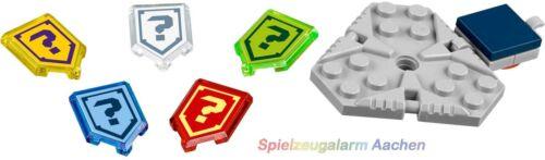 LEGO NEXO KNIGHTS Combo Set 5x 70372 NEXO Kräfte Serie1 N1//17