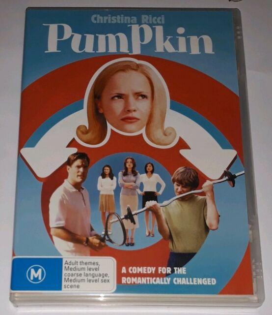 Pumpkin DVD Region 4