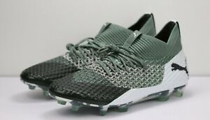 Details about Puma Future 2.1 Netfit FG/AG Olive Green Soccer Cleats 104812  07 Mens Size 12