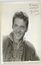 JEAN-PIERRE AUMONT (DECEASED) 1953 AUTOGRAPHED  8X10 SIGNED JSA COA #P41533