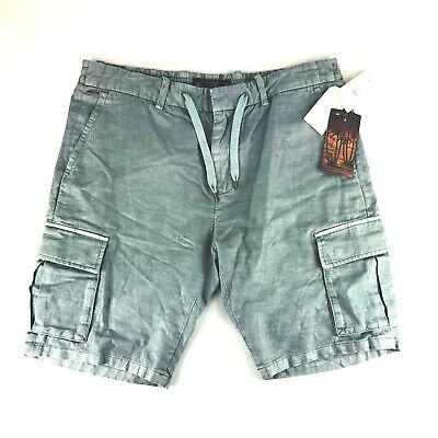 Scotch /& Soda Mens Garment Dyed Cargo Short