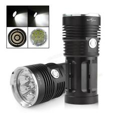 SKYRAY 12000LM 3 Modes 7 x CREE XM-L T6 LEDs Flashlight Tactical Lamp US STOCK