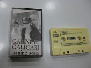 Kabinettfoto Caligari Kassette Spanisch Camino Soria 1987