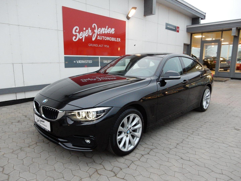 BMW 420d 2,0 Gran Coupé aut. 5d - 414.900 kr.