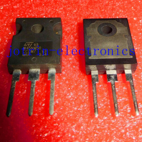 3+Tab 5PCS STW45NM50 Trans MOSFET N-CH 500V 45A 3-Pin TO-247 Tube