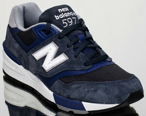 Image is loading New-Balance-597-NB-NB597-men-lifestyle-casual-