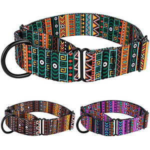 Martingale-Dog-Collar-Nylon-Adjustable-Heavy-Duty-Collars-Dogs-Safety-Training