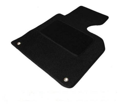 SINGLE DRIVERS CAR MAT TAILORED FULLY PEUGEOT 207 2 Clip