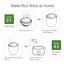 thumbnail 8 - Flora Yogurt Maker 1.5L 7 Glass Jars Automatic Yoghurt Rice Wine DIY Machine.