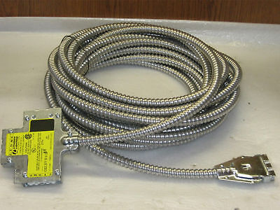Lithonia # QSD277 1LEVEL//N 09 CX MP 5776 Quick-Flex Extender Cable NEW