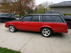 81 Malibu wagon