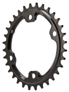 OneUp-Components-XT-M8000-Oval-Chainring-96BCD-32T-Black