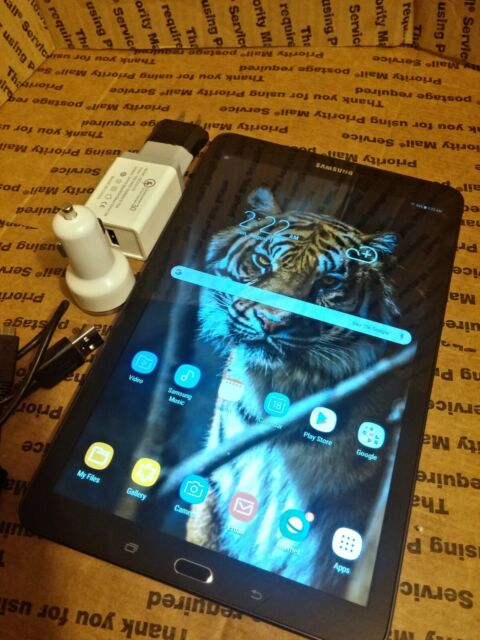 Samsung Tablet Galaxy Tab E Sm-t560nu 16gb