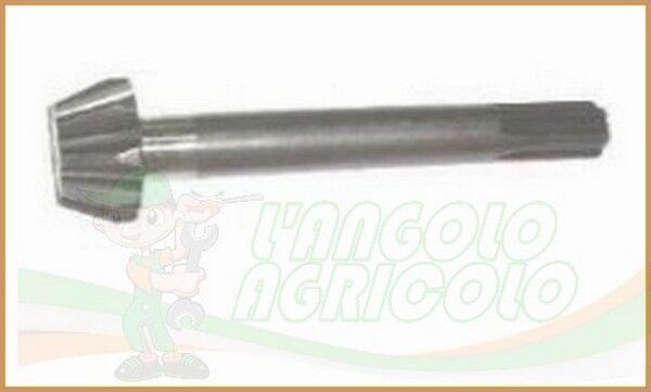 PIGNONE INFERIORE COMPATIBILE MOTOZAPPA PASBO G94-G84 A 8 DENTI