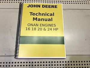 onan 18 hp engines technical service shop overhaul repair manual ebay 18 HP Onan Coil image is loading onan 18 hp engines technical service shop overhaul