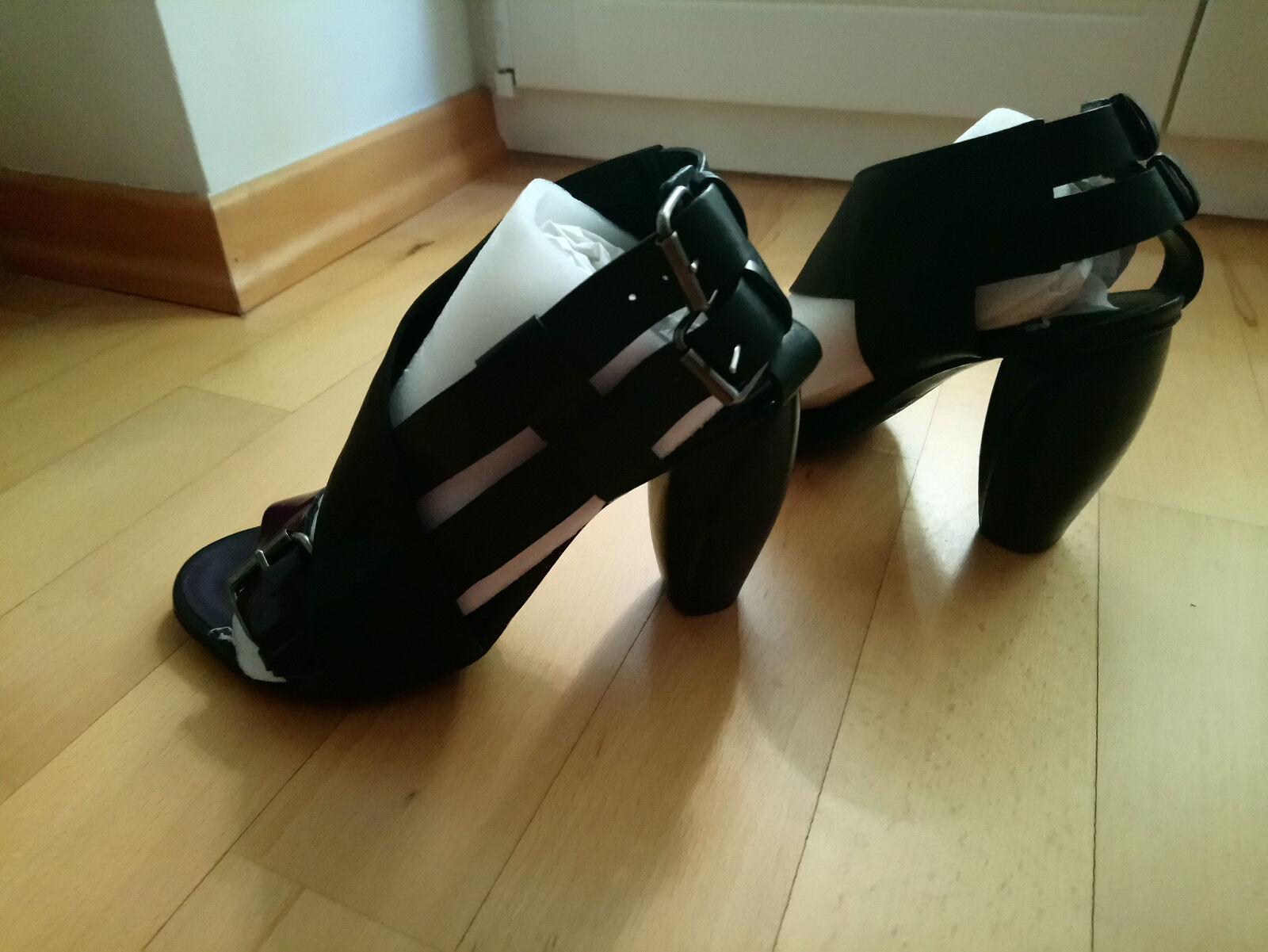 Elegante Damenschuhe der Leder, Designermarke ELISANERO, Größe 37, Leder, der wie neu 4105d2