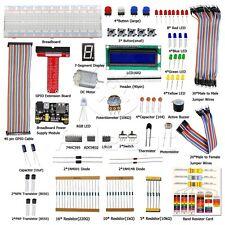 Project 1602 LCD Starter Kit for Raspberry Pi 3 2 B/b Servo