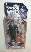 The Tenth Doctor Who With Adipose Action Figure David Tennant 2015 Collector's