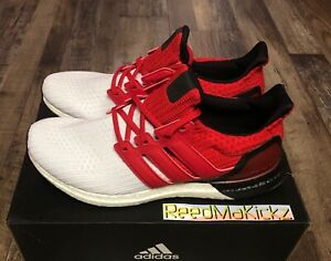 Adidas Ultra boost 4.0 White Scarlet