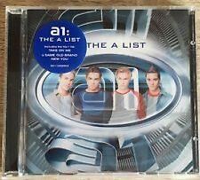 A1 - The A List Music CD Album