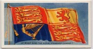 The-Royal-Standards-Of-The-United-Kingdom-75-Y-O-Trade-Ad-Card