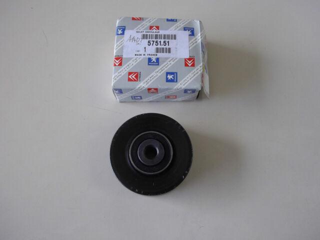 Galet enrouleur diamètre 70 mm d'origine neuf CITROEN XSARA/PICASSO ES   5751.51