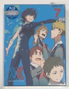 Darling-en-Franxx-Blu-Ray-Para-7-Limitado-Ver-Darifura-Anime-Japon