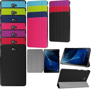 Smart-Flip-Leather-Stand-Case-Cover-For-Samsung-Galaxy-Tab-A6-10-1-034-SM-T580-T585