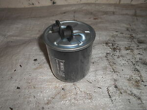 fuel filter on 2001 mercedes benz