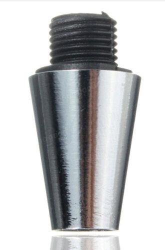 Serracavo per Portalampade filettato M10x1 in metallo CROMO