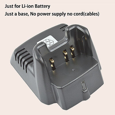 CD-34 Base no power supply for Vertex Standard VX350 Battery Charger