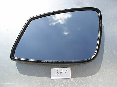 OEM 13-17 BMW 1//2//3//4//i3 F20//F22//F30//F34 LEFT Auto DIM HEATED MIRROR GLASS USA L