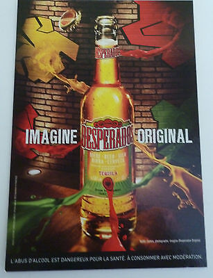 Collector Carte Postale Desperados Imagine Original Dsp28 Ebay