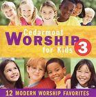 Cedarmont Worship for Kids, Vol. 3 by Cedarmont Kids (CD, Oct-2006, Provident Music)
