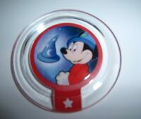 Disney Infinity Power Disc Sorcerer Mickey's Hat Ps3 Wii Xbox Series 3 Mouse