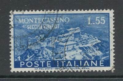 Italien Nr.838 Gest Monte Cassino Einfach Zu Schmieren 213239