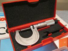 Starrett T230xrl 1 Micrometer 0 1 Carbide 0001 Machinist Tools Read
