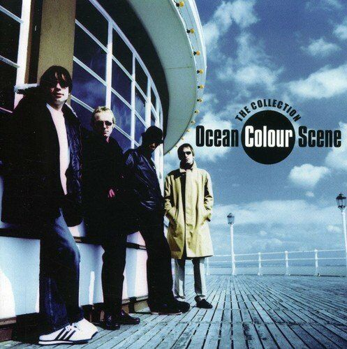 1 of 1 - Ocean Colour Scene - The Collection - Ocean Colour Scene CD 7OVG The Cheap Fast