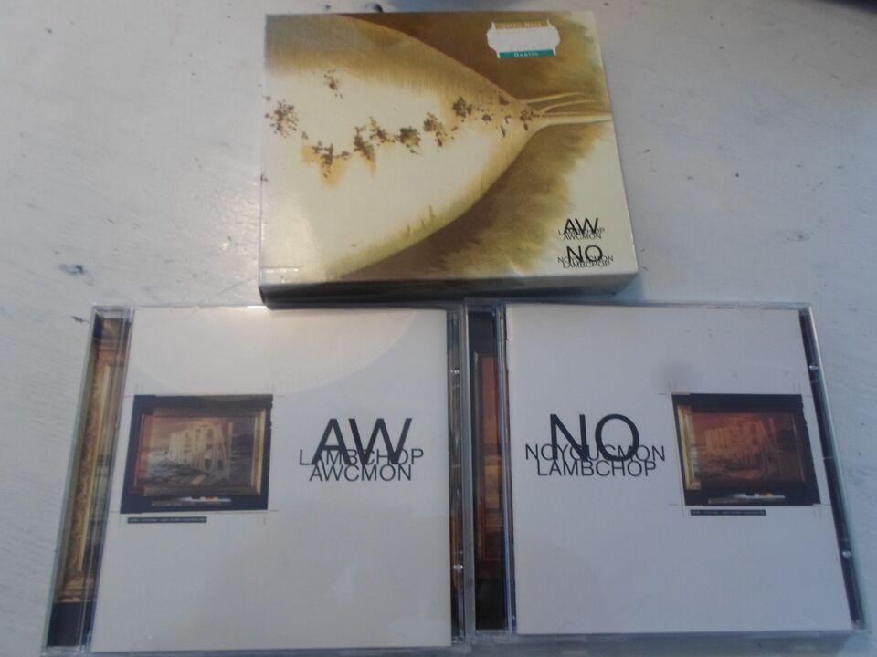 Lambchop: Dobbelt CD Awcmon No you cmon, rock