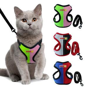 Escape-Proof-Cat-Walking-Jacket-Harness-and-Leash-Pet-Dog-Adjustable-Mesh-Vest