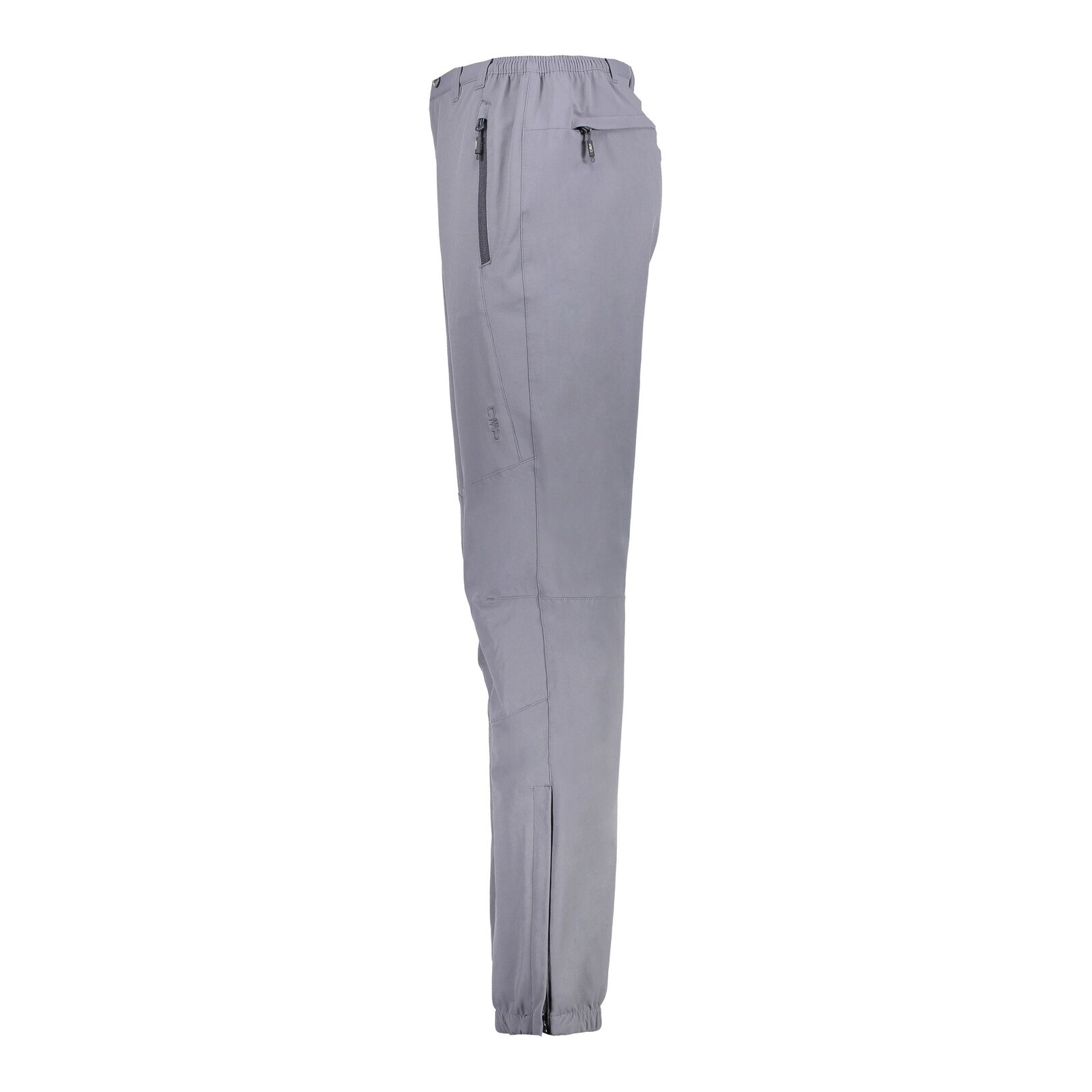 CMP Funktionshose Wanderhosen elastisch MAN LONG PANT grau elastisch Wanderhosen UV-Schutz 11c442