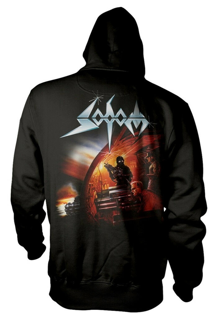 Sodoma 'Agent arancia' pull over hoodie-NUOVO ufficialmente e ufficialmente hoodie-NUOVO cb6771