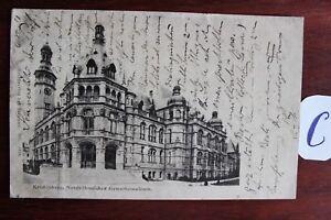 Carte Postale Vue Carte Autres Reichenberg Nordmilchwerkes Industrie Gens-s Gewerbeleute Fr-fr Afficher Le Titre D'origine